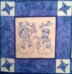 Snow Much Fun Hand Embroidery Quilt Pattern