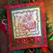 Hearts Come Home at Christmas - Hand Embroidery Complete Kit