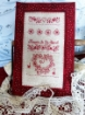 Valentine Lace - Hand Embroidery Complete Kit