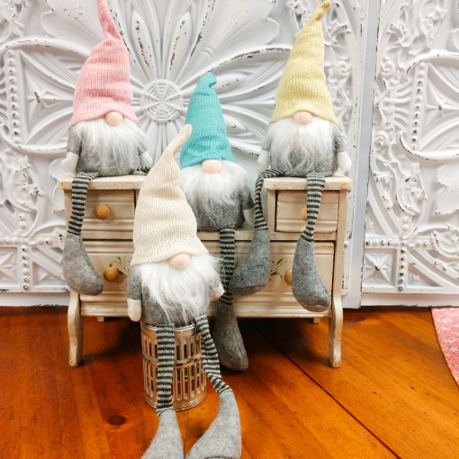 Picture of Spring Gnome with Legs