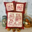 Bunny's Spring Garden - Embroidery Pattern