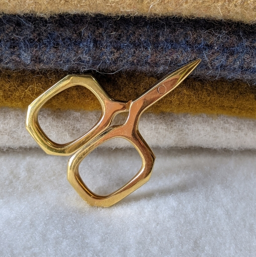 Picture of Little Gem Scissors -GOLD