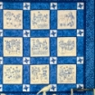Picture of Snow Much Fun Hand Embroidery Quilt Pattern - Shipped