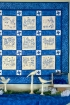 Picture of Snow Much Fun Machine Embroidery Quilt Pattern - Download