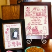 Cat's Purrfect World RedWork - Hand Embroidery Pattern