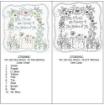 Friendship's Garden Quilt - Machine Embroidery Pattern
