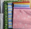 Friendship's Garden Quilt Colorful Fabric Pack