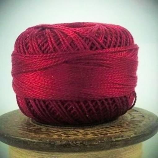 Presencia 1915 Robin Red #8 Perle Cotton