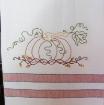 Pumpkin 'n Vines Hand Embroidery Pattern