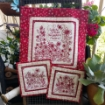 Tickle the Earth Hand Embroidery Pattern