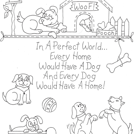 Picture of Dog's Perfect World - BBD-NoTrace