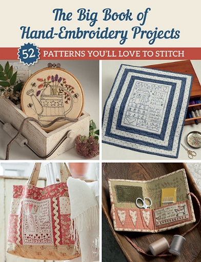 The Big Book of Hand Embroidery Projects