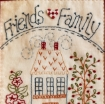 Friends & Family Welcome Hand Embroidery Pattern