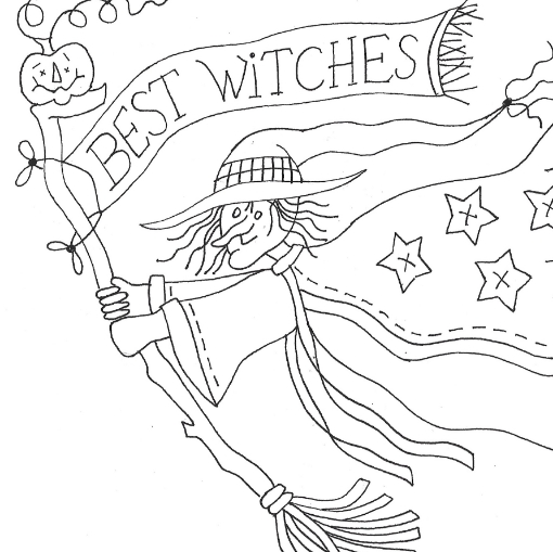 Picture of Best Witches -  BBD No-Trace