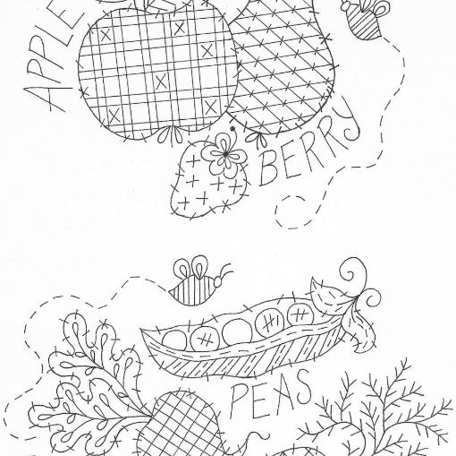 1319 - Farmer's Market Towels - BBD No-Trace