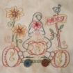 Harvest Gnome - Hand Embroidery Pattern