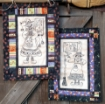 A Pair of Wicked Witches - Hand Embroidery Pattern