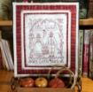 Gather Together - Machine Embroidery Pattern